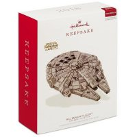 Hallmark Keepsake Millennium Falcon Christmas Ornament