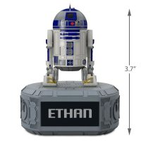 Hallmark Keepsake R2-D2 Personalized Ornament