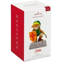 Hallmark Keepsake The Legend of Zelda Link Ornament
