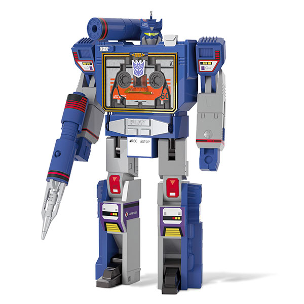 Hallmark Keepsake Transformers Soundwave