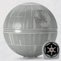 Hallmark Star Wars Death Star Tree Topper