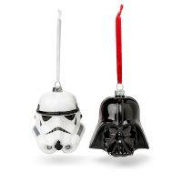 Hallmark Star Wars Special Edition Blown Glass Ornaments