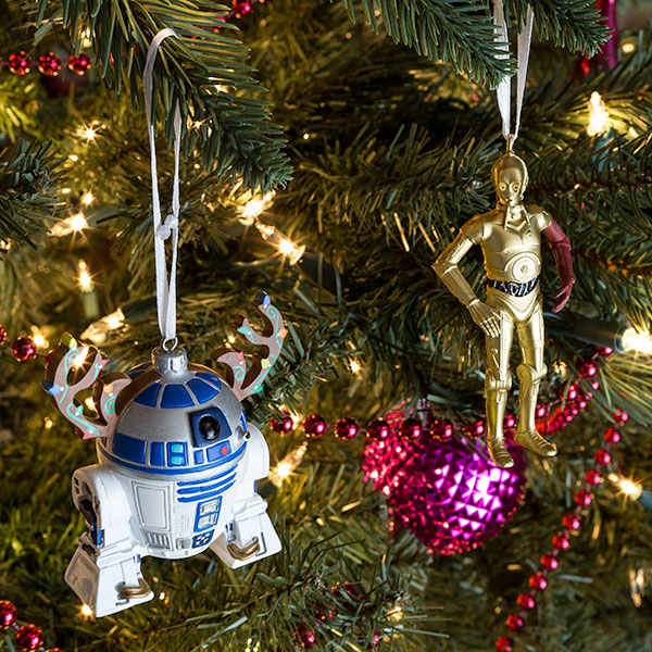 Star Wars Special Edition Resin Ornaments - Star Wars Christmas Tree Ornaments