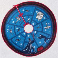 Hallmark Star Wars The Force Is Strong Tree Skirt