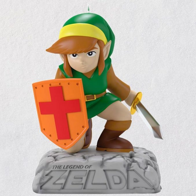 Hallmark The Legend of Zelda Link Ornament