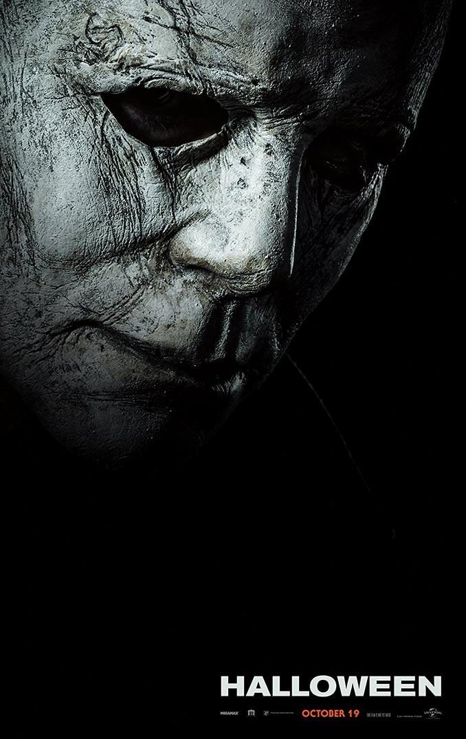Halloween 2018 Movie Poster