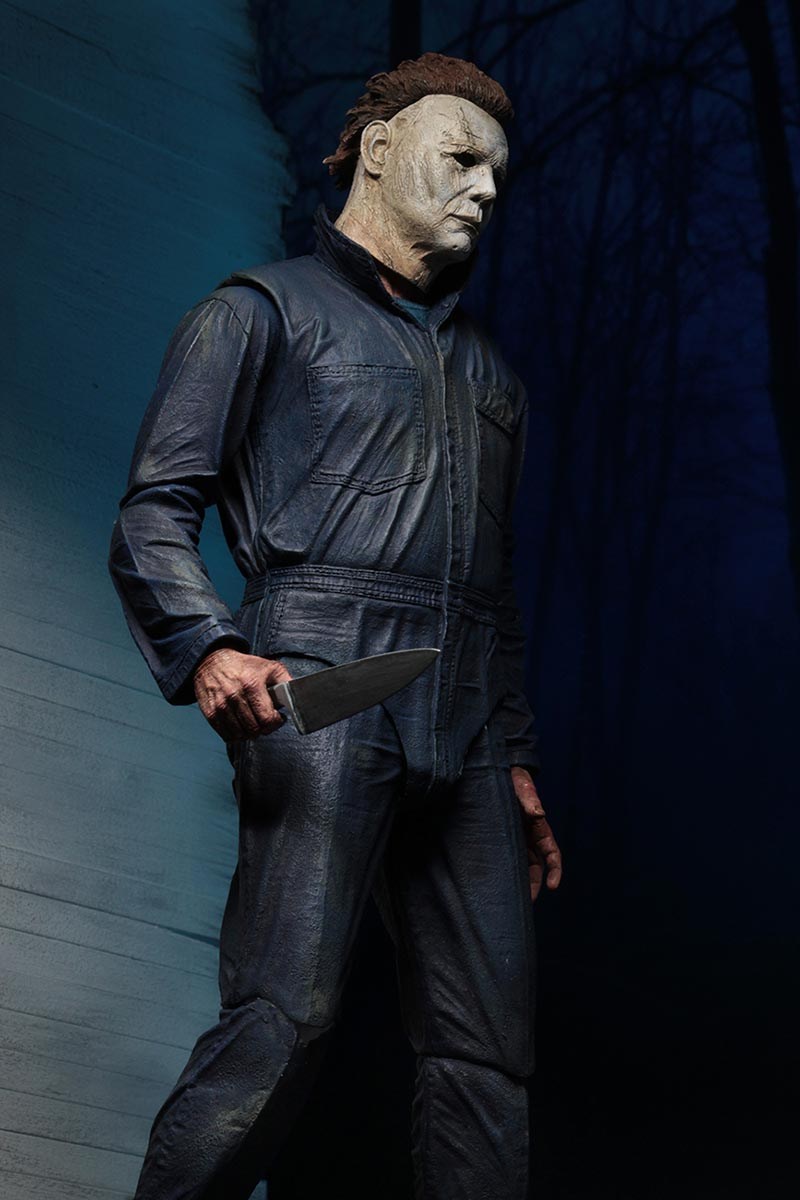 Halloween 2018 Ultimate Michael Myers 7″ Action Figure