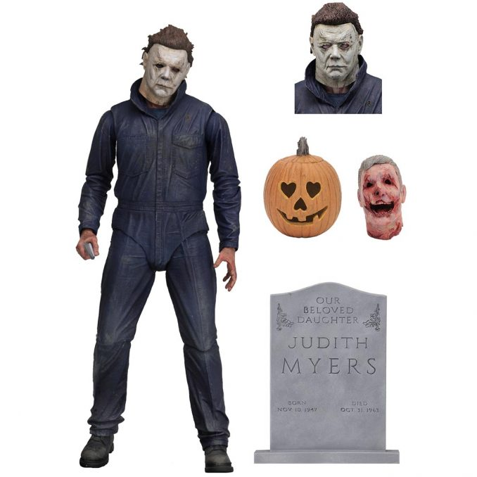 Halloween 2018 Ultimate Michael Myers Action Figure