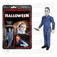 Halloween Michael Myers ReAction Retro Action Figure