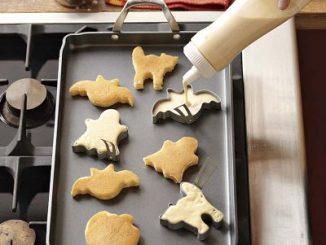 Halloween Mini Pancake Molds