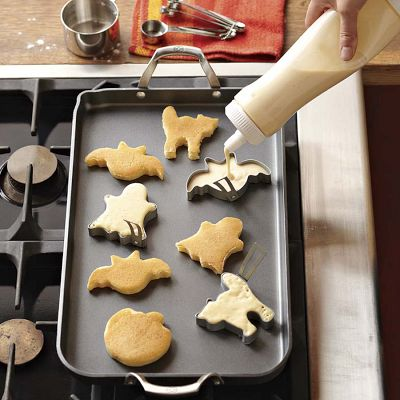 howemade cookie cutter mold how to cook that