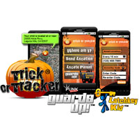 Halloween Trick or Tracker 2.0 Smartphone App
