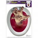 Halloween Zombie Hand Peel 'N Place Toilet Topper