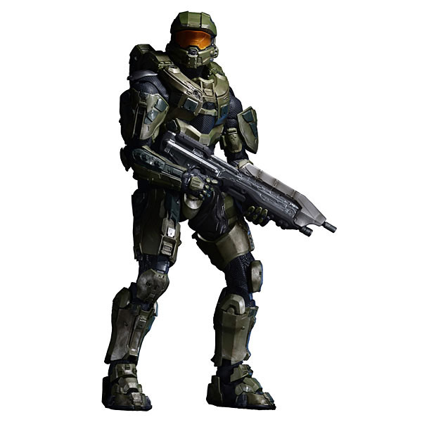 Halo 18 Inch Master Chief Action Figure