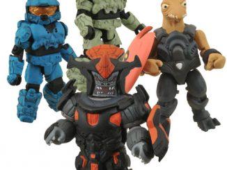 Halo 2 Inch Tall Minimates Set from Diamond Select