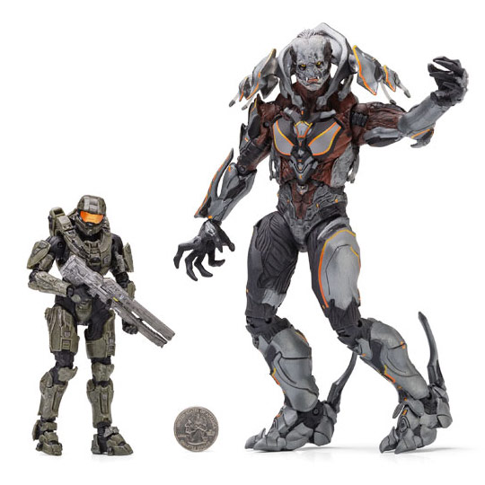Halo 4 Action Figures