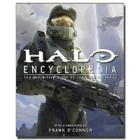 Halo Encyclopedia Hardcover Book