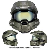 Halo Master Chief Limited Edition Motorcycle Helmet