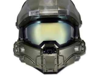 Halo Master Chief Limited Edition Motorcycle Helmet Replica