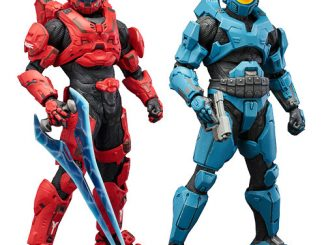 Halo Mjolnir Mark V and Mark VI Deluxe ArtFX+ Statue 2-Pack