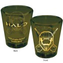 Halo Spartan Helmet Shot Glass