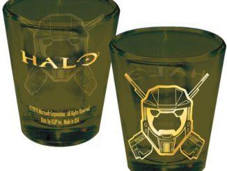 Halo Spartan Helmet Shot Glass