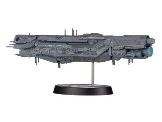 Halo UNSC Inifinity Ship Replica
