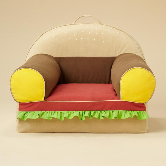 hamburger chair