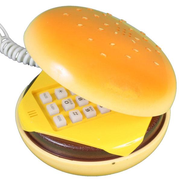 Hamburger Retro Phone
