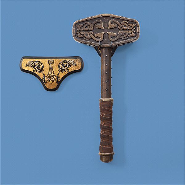 hammer of legend mjölnir