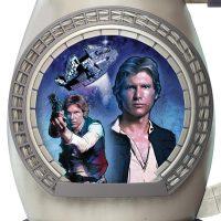 Han Solo Millennium Falcon Beer Stein