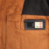 Han Solo Suede Replica Jacket