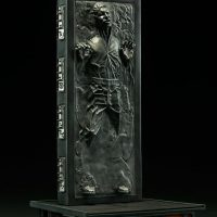 Han Solo in Carbonite Scale Figure