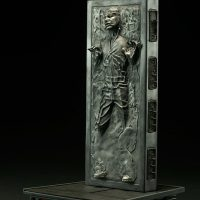 Han Solo in Carbonite Sixth Scale Collectible Figure