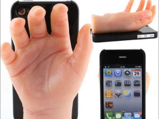 Hand iPhone Case