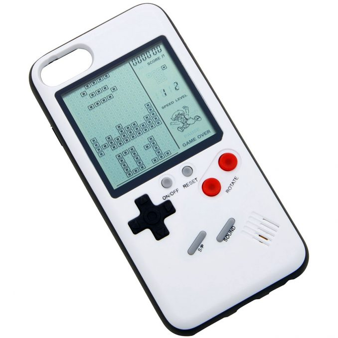 Handheld Console iPhone Case