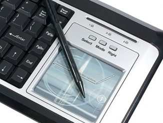 Handwriting Reading Keyboard