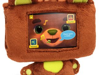 Happitaps iPhone Interactive Bear