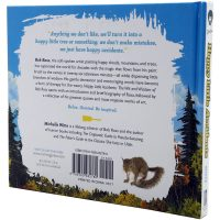 Happy Little Accidents: The Wit & Wisdom Of Bob Ross Book Back Cover
