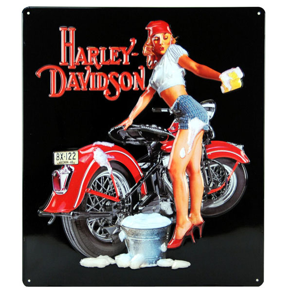 Harley-Davidson Tin Signs