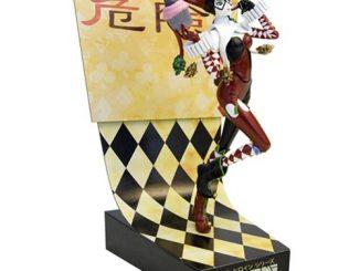 Harley Quinn Ame-Comi Premium Motion Statue