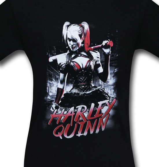 Harley Quinn Batter Up Shirt