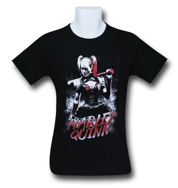 Harley Quinn Batter Up T-Shirt