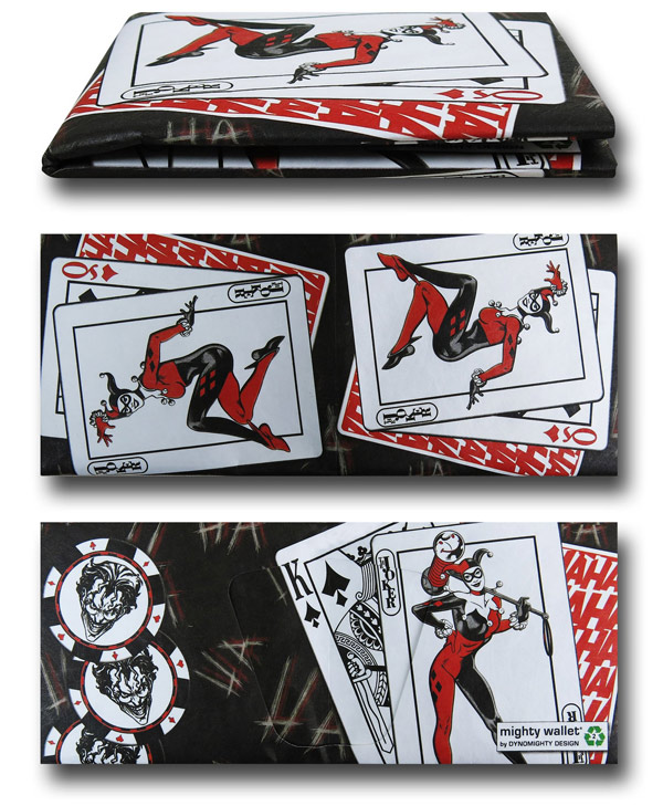 Harley Quinn Cards Wallet