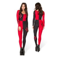 Harley Quinn Catsuit - small