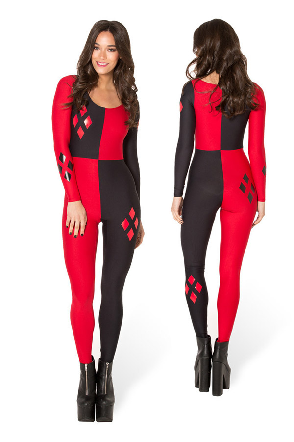 Harley Quinn Catsuit