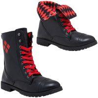 harley-quinn-combat-boots