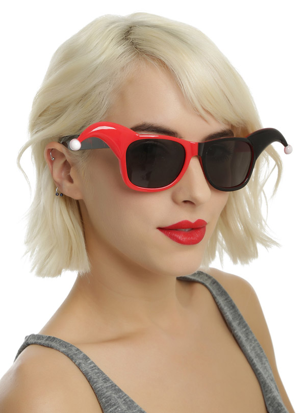 Harley Quinn Cosplay Sunglasses