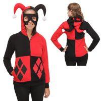 Harley Quinn Costume Hoodie