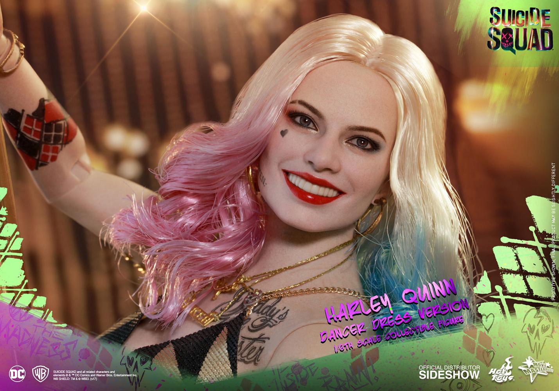 Harley Quinn Dancer Dress Version Sixth Scale Figure